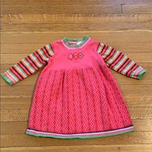 EUC Hanna Andersson knit dress